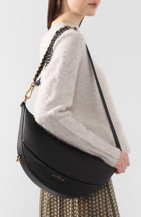 Женская сумка the eclipse MARC JACOBS (THE) черного цвета, арт. M0016233 | Фото 2