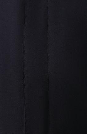 Мужской шерстяной плащ HERNO темно-синего цвета, арт. IM0253U/33238 | Фото 5