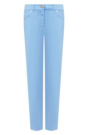 Женские джинсы ESCADA голубого цвета, арт. 5032573   Фото 1