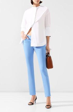 Женские джинсы ESCADA голубого цвета, арт. 5032573   Фото 2