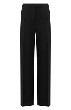 Женские брюки со стрелками ACNE STUDIOS черного цвета, арт. AK0216/W | Фото 1