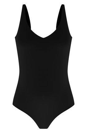 Женское боди ACNE STUDIOS черного цвета, арт. AL0133/W | Фото 1