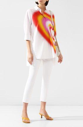 Женские джинсы ESCADA SPORT белого цвета, арт. 5032899 | Фото 2