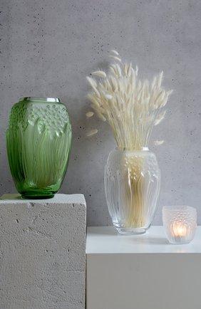 Мужского ваза muguet LALIQUE прозрачного цвета, арт. 10709000 | Фото 2