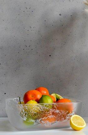 Мужского блюдо pivoines LALIQUE прозрачного цвета, арт. 10708900 | Фото 2