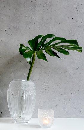 Подсвечник muguet LALIQUE прозрачного цвета, арт. 10709200 | Фото 2 (Ограничения доставки: fragile-2)