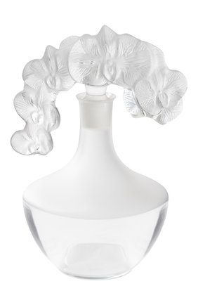 Мужского графин orchid LALIQUE прозрачного цвета, арт. 10709400 | Фото 1