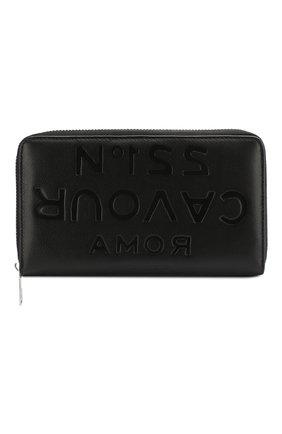 Женские кошелек 5PREVIEW черного цвета, арт. W540 | Фото 1