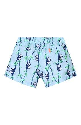 Детского плавки-шорты SUNUVA голубого цвета, арт. S9919 | Фото 2