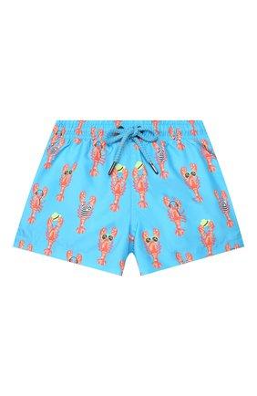 Детские плавки-шорты SUNUVA голубого цвета, арт. S9911/1-6 | Фото 1