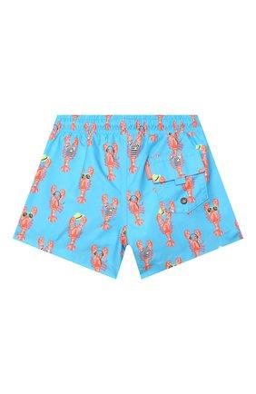 Детские плавки-шорты SUNUVA голубого цвета, арт. S9911/1-6 | Фото 2