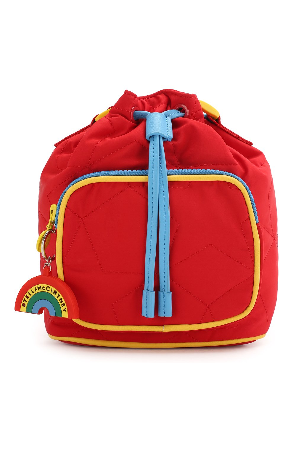 Детская сумка STELLA MCCARTNEY красного цвета, арт. 594267/S0D29   Фото 1
