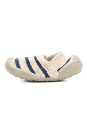 Детского домашняя обувь COLLEGIEN белого цвета, арт. 513A/18-35 | Фото 2