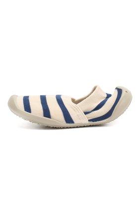 Детского домашняя обувь COLLEGIEN белого цвета, арт. 513A/36-39 | Фото 2