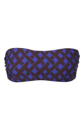 Женский бра-бандо FISICO синего цвета, арт. P0/F/CR09EC | Фото 1