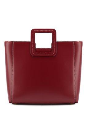 Женская сумка shirley  STAUD бордового цвета, арт. 07-9042 | Фото 1