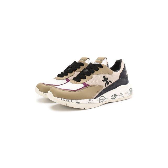 Комбинированные кроссовки Scarlet Premiata — Комбинированные кроссовки Scarlet