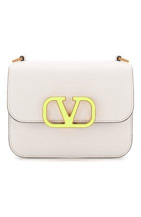 Женская  сумка valentino garavani vsling small VALENTINO белого цвета, арт. TW0B0F01/ACY | Фото 1