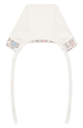 Детского комплект на выписку с пледом французский прованс CHEPE бежевого цвета, арт. 071440 | Фото 3
