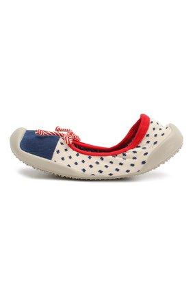 Детского домашняя обувь COLLEGIEN синего цвета, арт. 513G/36-39 | Фото 2