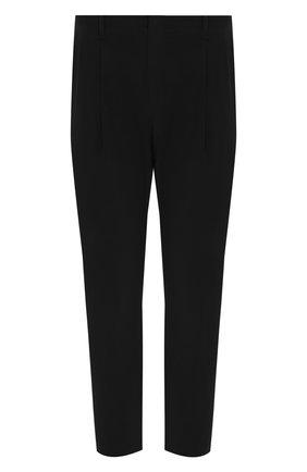 Мужской брюки KAZUYUKI KUMAGAI черного цвета, арт. AP01-213 | Фото 1