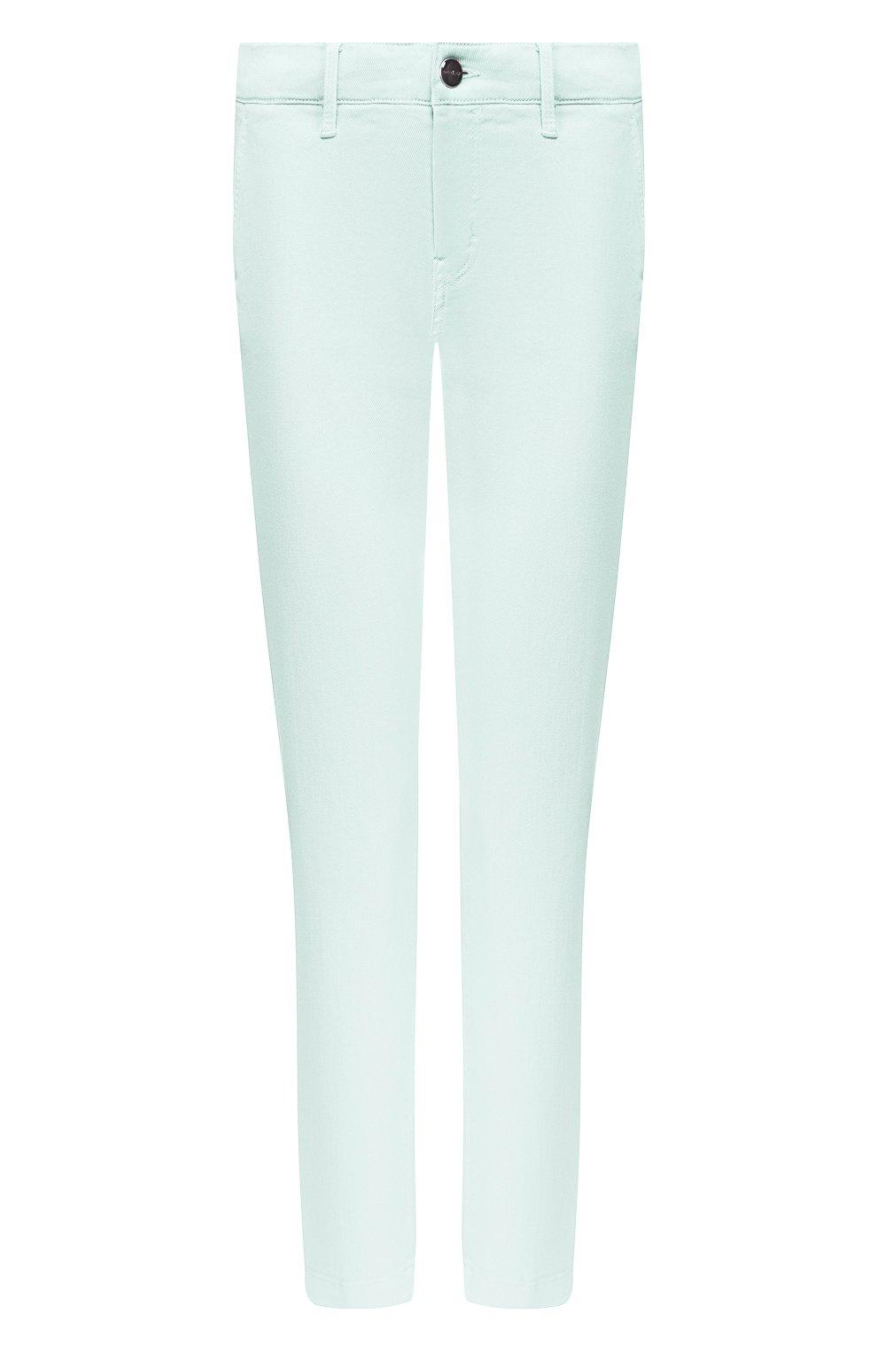 Женские джинсы WINDSOR бирюзового цвета, арт. 52 KAIA 10007049   Фото 1