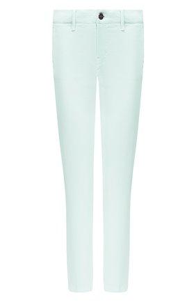 Женские джинсы WINDSOR бирюзового цвета, арт. 52 KAIA 10007049 | Фото 1