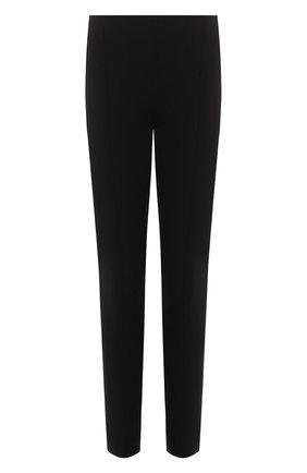 Женские брюки из вискозы THE ROW черного цвета, арт. 1947K285 | Фото 1