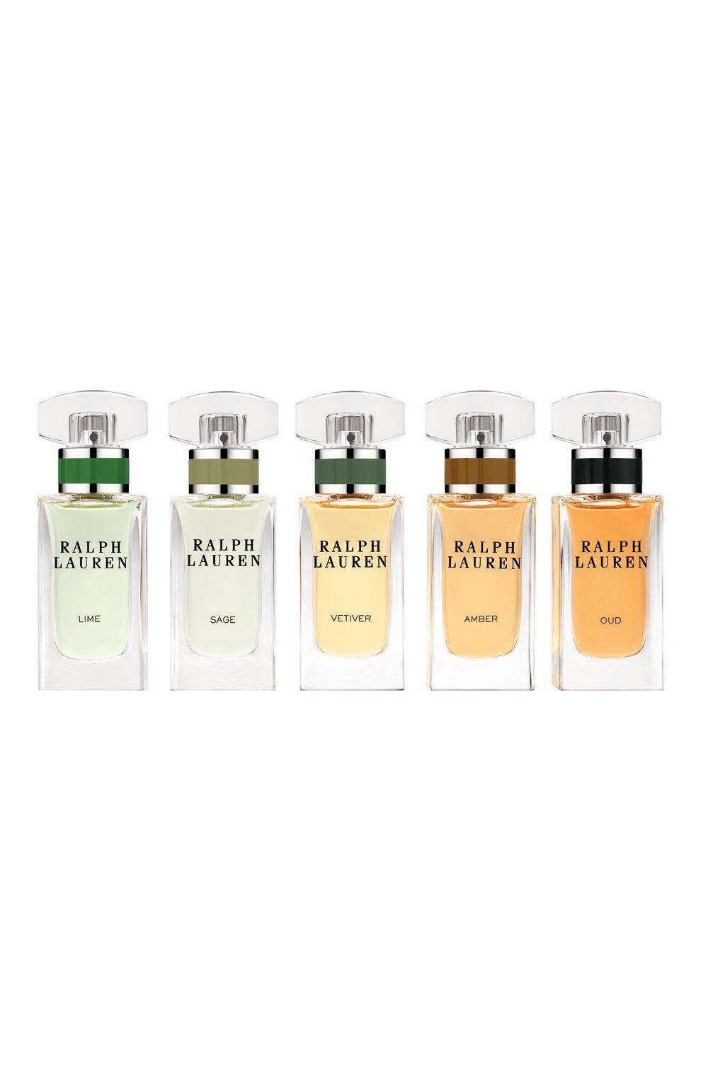 Мужские набор парфюмерной воды ralph lauren collection RALPH LAUREN бесцветного цвета, арт. 3605971568749 | Фото 1