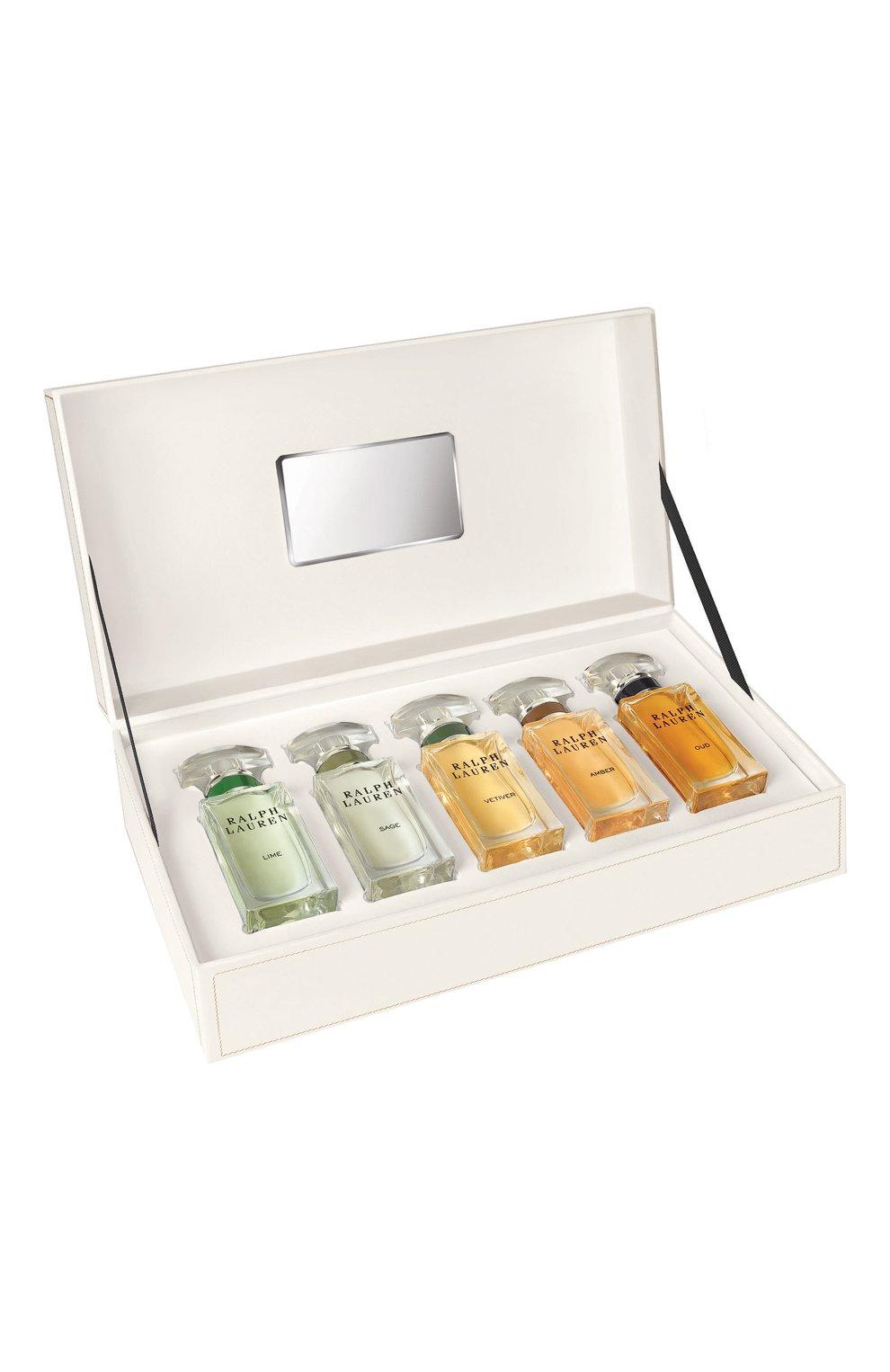 Мужские набор парфюмерной воды ralph lauren collection RALPH LAUREN бесцветного цвета, арт. 3605971568749 | Фото 2