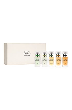 Мужские набор парфюмерной воды ralph lauren collection RALPH LAUREN бесцветного цвета, арт. 3605971568749 | Фото 3