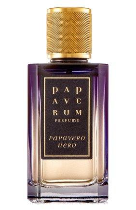 Парфюмерная вода Papavero Nero | Фото №1