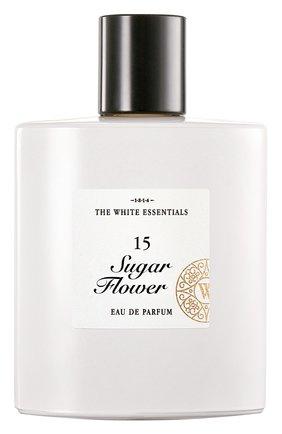 Женский парфюмерная вода 15 sugar flower JARDIN DE PARFUMS бесцветного цвета, арт. 8051277330156 | Фото 1