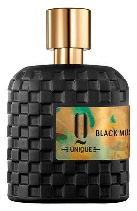 Женский парфюмерная вода black musk JARDIN DE PARFUMS бесцветного цвета, арт. 8051277330262 | Фото 1