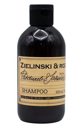 Женский шампунь patchouli & jasmine, lemon ZIELINSKI&ROZEN бесцветного цвета, арт. 4627153152606   Фото 1