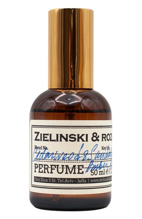 Женский духи концентрированные cedarwood & sandalwood & amber, patchouli ZIELINSKI&ROZEN бесцветного цвета, арт. 4627153152736 | Фото 1
