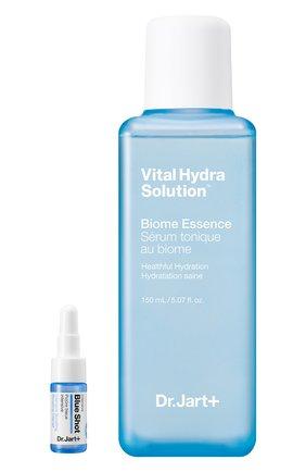 Интенсивная увлажняющая биом-эссенция + бустер vital hydra solution DR.JART+ бесцветного цвета, арт. 8809642712416 | Фото 1