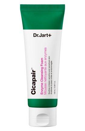 Женского мягкая энзимная пенка для умывания cicapair  DR.JART+ бесцветного цвета, арт. 8809642711648 | Фото 1