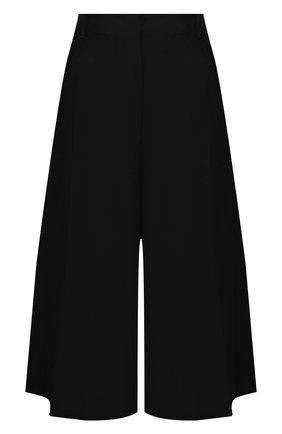 Женские кюлоты из вискозы JACQUEMUS черного цвета, арт. 201PA02/02990 | Фото 1