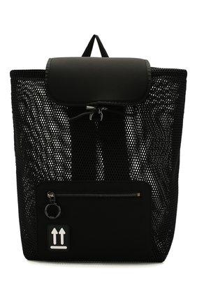 Женский рюкзак OFF-WHITE черного цвета, арт. 0WNB010R20H540681000 | Фото 1