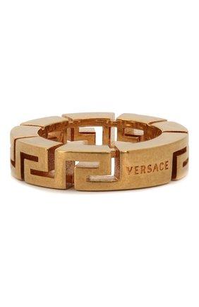 Женское кольцо greca VERSACE золотого цвета, арт. DG5H549/DJMT | Фото 2