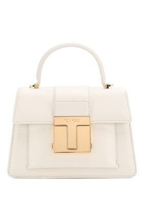 Женская сумка 001 small TOM FORD белого цвета, арт. L1310T-LG0009   Фото 1