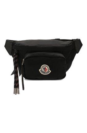 Женская поясная сумка felicie MONCLER черного цвета, арт. F1-09B-5M700-00-02SA9 | Фото 1