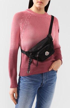 Женская поясная сумка felicie MONCLER черного цвета, арт. F1-09B-5M700-00-02SA9 | Фото 2