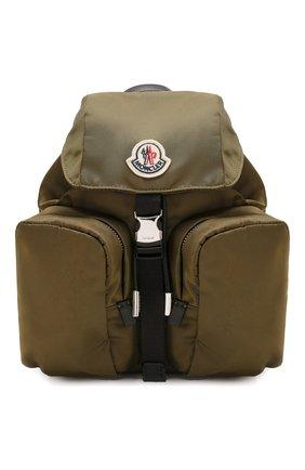 Женский рюкзак dauphine small MONCLER хаки цвета, арт. F1-09B-5A701-00-02SA9 | Фото 1