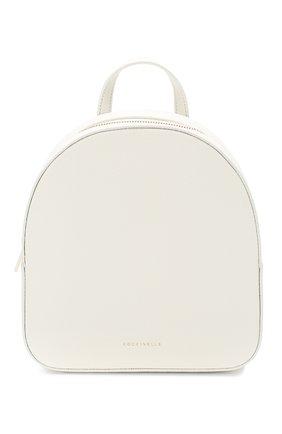 Женский рюкзак vittoria COCCINELLE белого цвета, арт. E5 FV3 55 M4 07 | Фото 1