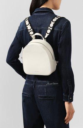 Женский рюкзак vittoria COCCINELLE белого цвета, арт. E5 FV3 55 M4 07 | Фото 2