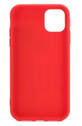 Мужской чехол для iphone 11 MISHRABOO красного цвета, арт. ЗОЖ 11 | Фото 2