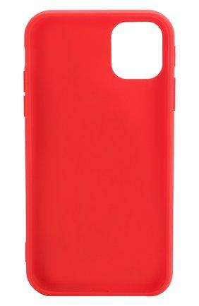 Мужской чехол для iphone 11 MISHRABOO красного цвета, арт. Mona Lisa 11 | Фото 2