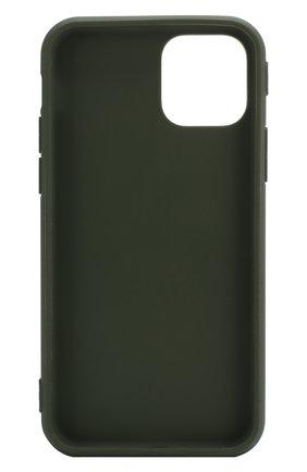 Мужской чехол для iphone 11 pro max MISHRABOO зеленого цвета, арт. No selfie 11 Pro Max   Фото 2
